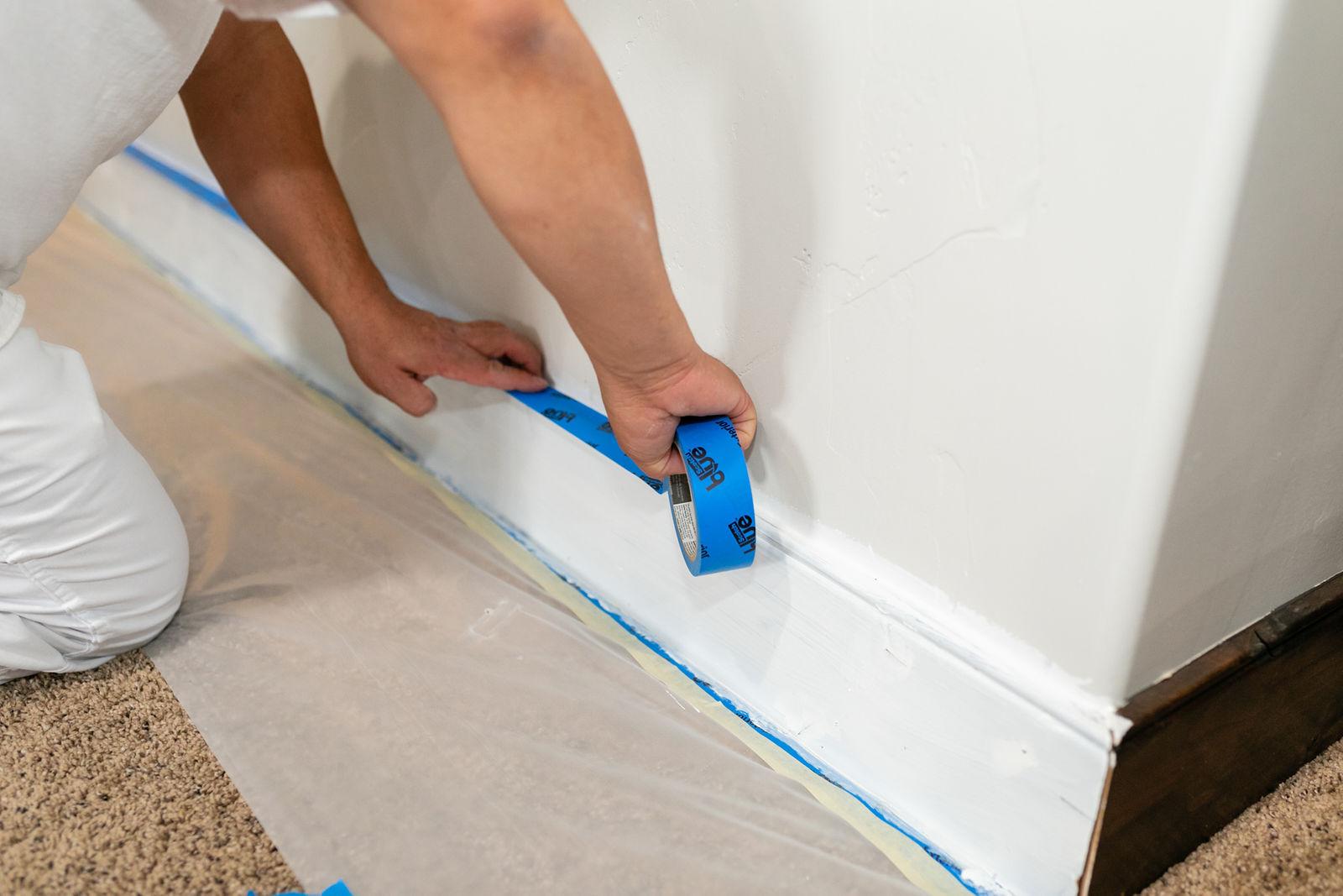 K2 Painting Interior Job